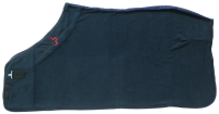 EquiSafe –  Micro-Fleece Decke - blau