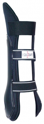 EquiSafe - Carpal Jumping black