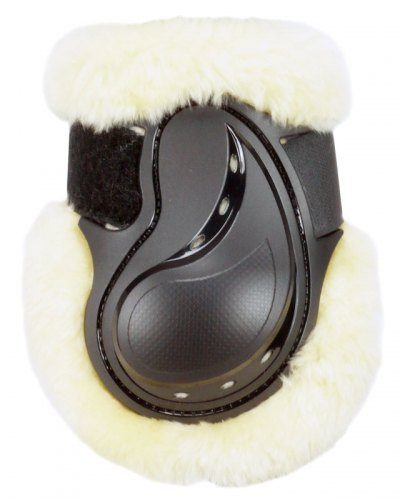 NEU EquiSafe-Jumping-Stick-Fur Cap