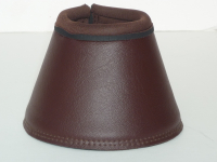 Synthetic Leather Bell - brown
