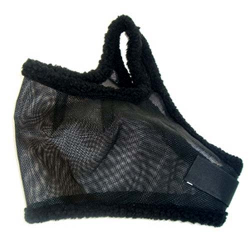 Fly masks - uni-black without ears