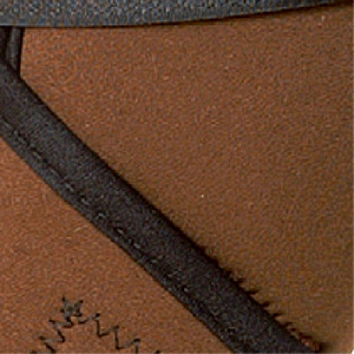 Closed working boot - Colorado AIR - brown/black