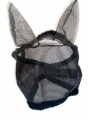 Fly masks - uni-black with ears