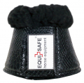 "NEW EquiSafe – Reptil Fur Bell  ""black"""