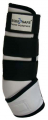 Closed working boot - Colorado - white/black